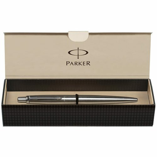 Шариковая ручка Parker Jotter Stainless Steel CT 13 332