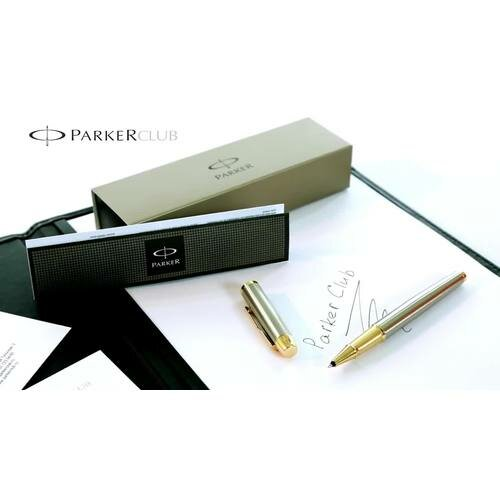 Роллер Parker IM Brushed Metal GT 20 322T